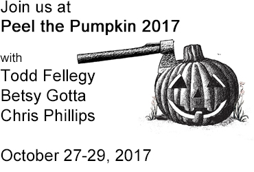 Peel the Pumpkin 2016