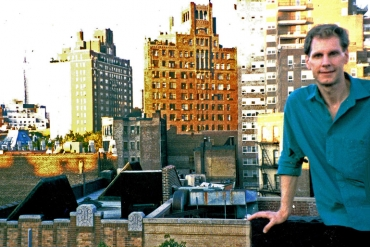 Paul on Roof Top
