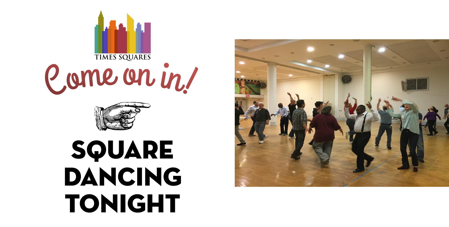 Learn to Square Dance!