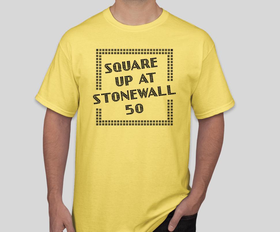 Stonewall 50 Souvenir T-Shirt